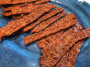 how-to-make-beef-jerky-with-ground-beef-cooling-the-beef-before-bagging