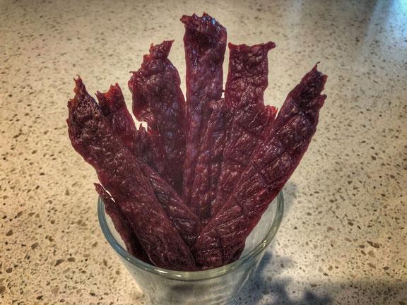Asian Sweet Beef Jerky Recipe Ground Beef Jerky
