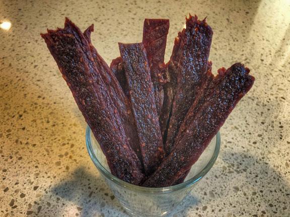 Habanero-Molasses-Beef-Jerky